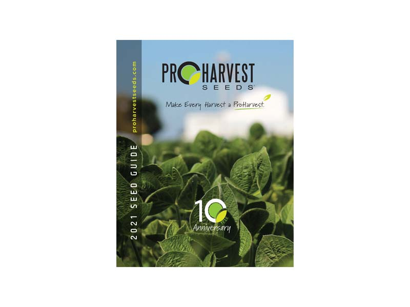 ProHarvest Seeds - Seed Guide